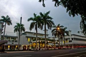Penampakan hotel Majapahit